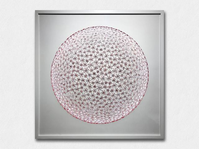 , 'Contemplación White,' 2019, Galeria Elvira Moreno