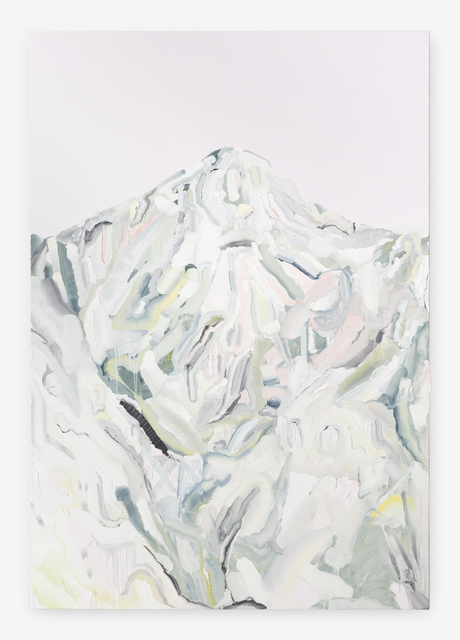 , 'Mt. Wilson (White Out VI),' 2016, Night Gallery