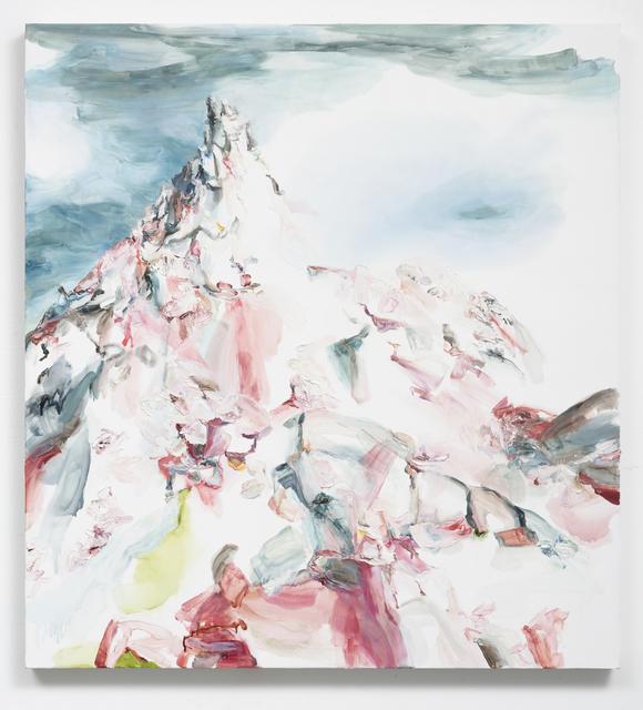 , 'Isosceles Peak,' 2016, Ochi Projects