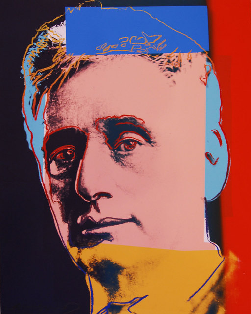 Andy Warhol, 'Louis Brandeis (FS II.230)', 1980, Revolver Gallery