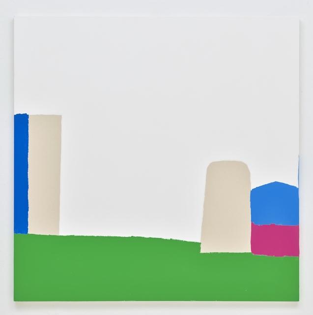 , 'Landscape,' 2017, Sies + Höke