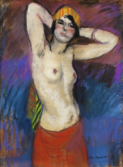 Charles Camoin, 'L'Orientale', BAILLY GALLERY