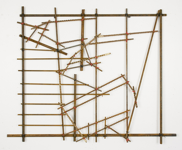 , 'seaport/Tanger,' 2014, Margaret Lanzetta