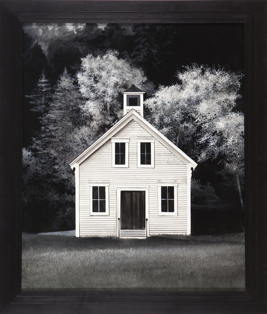 , 'White Hall,' 2017, Nancy Hoffman Gallery