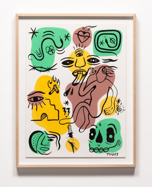 , 'FAE KING,' 2019, Brannan Mason Gallery