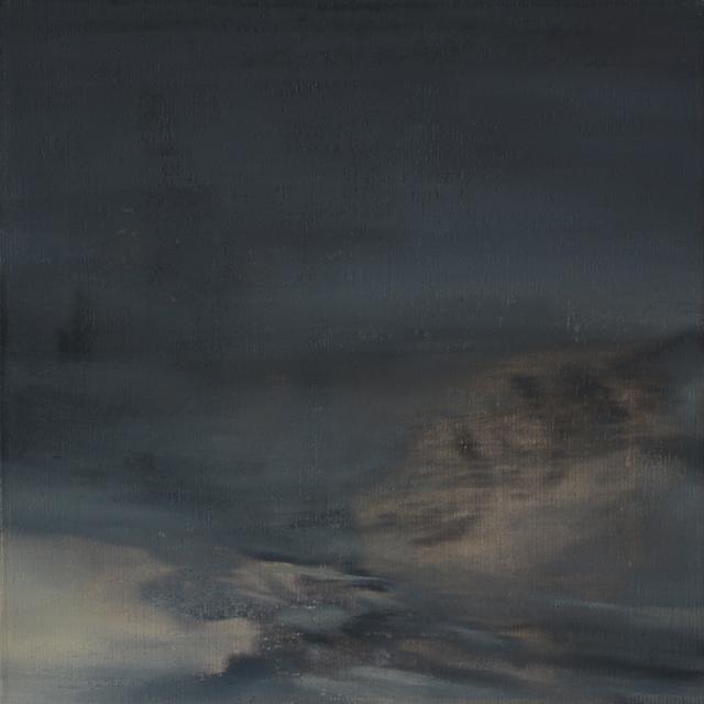 Nicolas Vionnet, '46.631628 / 9.677474', 2016, BBA Gallery