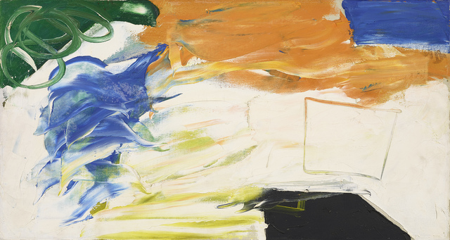, 'The Ardent One,' 1960, Berry Campbell Gallery