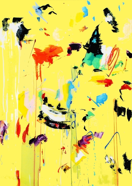 , 'ATLAS (Yellow island),' 2019, Aurora Vigil-Escalera Art Gallery