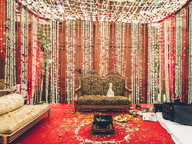 Mahesh Shantaram, 'The Red Stage. Kolkata, WB', 2010, East Wing