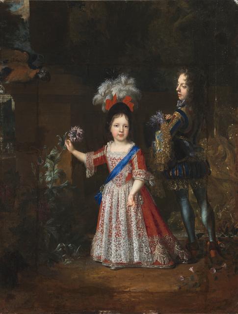 , 'Portrait of James Francis Edward Stuart, Prince of Wales,' 1692, Brun Fine Art