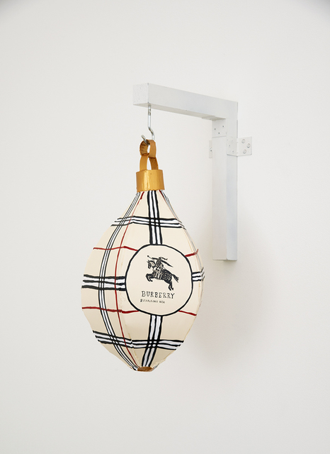 , 'Burberry Punching Bag,' 2007, Joshua Liner Gallery