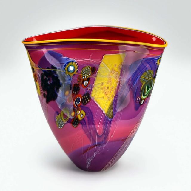 , 'Medium Colorfield Vessel I,' 2018, OTA Contemporary