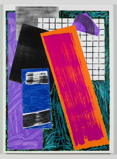 , 'Untitled (Walsh-020),' 2019, Asya Geisberg Gallery