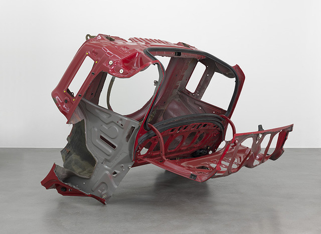 , 'Untitled (Car Trunk #3),' 2013, Simon Lee Gallery