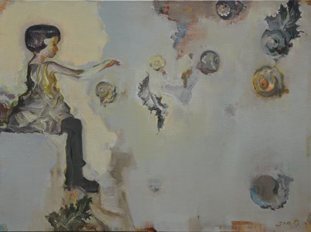 , 'Snail,' 2018, Arario Gallery
