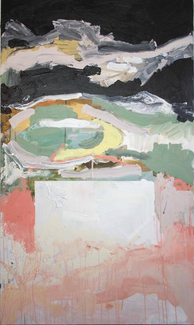 , 'paisagem e deslocamento,' 2016, Boiler Galeria