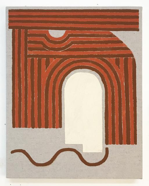 Aili Schmeltz, 'Object/Window/Both/Neither Study 32', 2019, Edward Cella Art and Architecture