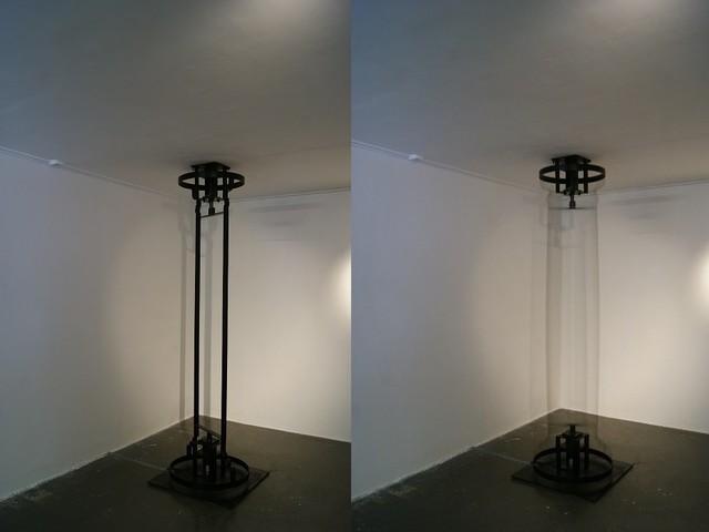 , 'Ghost Lines,' 2017, Mumbai Art Room