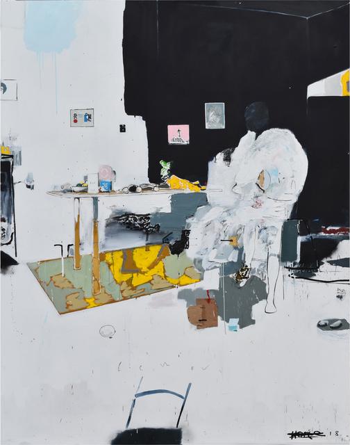 , 'Portrait,' 2018, GNYP Gallery