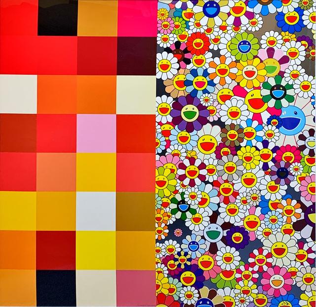 Takashi Murakami, 'akipankuchir・flowers', 2011, Shukado Gallery