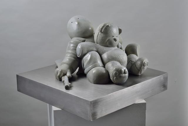 , 'Juegos de Guerra,' 2015, Gallery at Zhou B Art Center