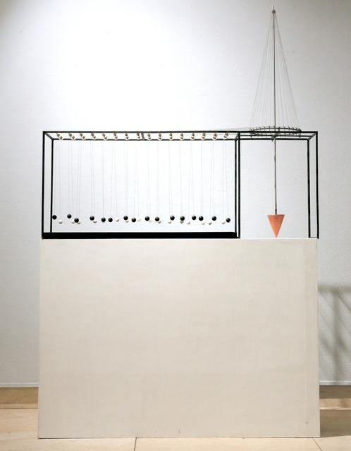 , 'Dynamic Practice Design,' 2014, Leo Gallery