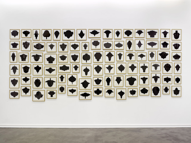 Allan McCollum, 'Collection of 120 Drawings', 1989-1993, Hammer Museum