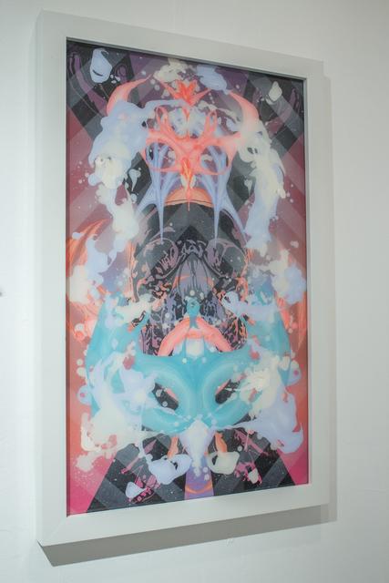 , 'Skull,' 2015, Pablo Cardoza Gallery