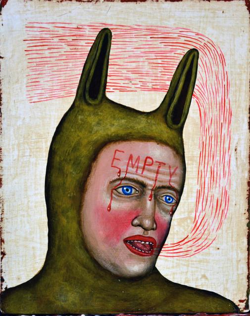 , 'Empty,' 2017, George Billis Gallery