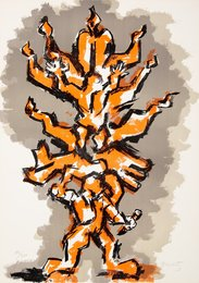 Tree of Life Portfolio (three works)
