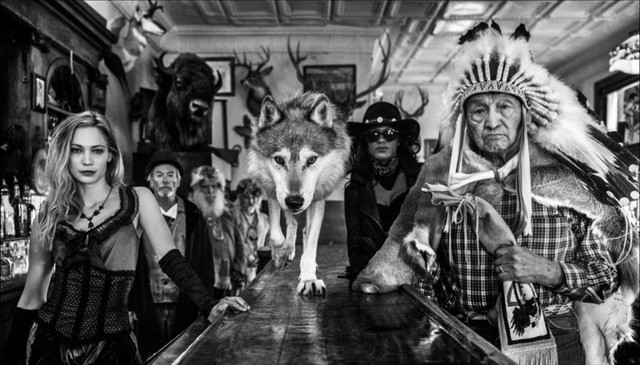 David Yarrow, 'Crazy Horse', 2018, Hilton Asmus