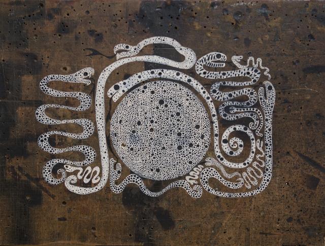 , 'Medusa,' 2015, Zilberman Gallery