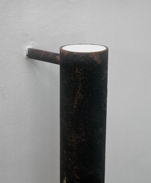 , 'ø 7,5 x  159 x 16,5-195 x 47 x 90 (detail),' 1991, Galerie Isabella Czarnowska