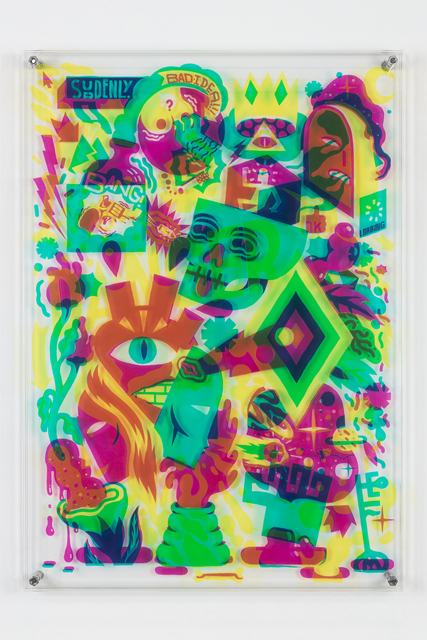 , 'Dream Of Disorder,' 2014, Underdogs Gallery