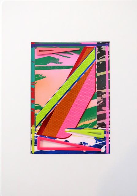 , 'Police Papers 10,' 2018, Annka Kultys Gallery