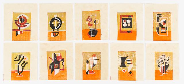 , 'Untitled,' 2015, Rosenberg & Co.