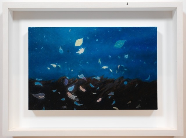 , 'Night Leaves,' 2014, Brant Foundation