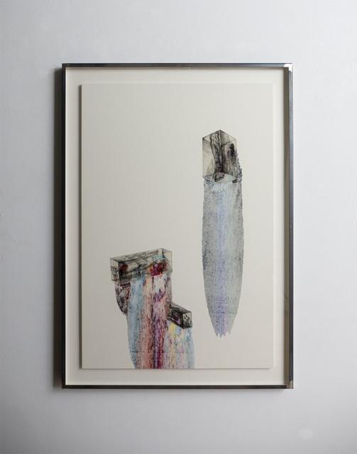 , 'ghost-running_15-1,' 2019, Anne Mosseri-Marlio Galerie