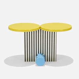 Polar occasional table