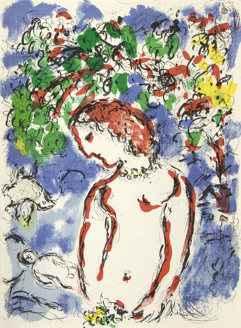 Marc Chagall, 'Spring Day', 1972, Heather James Fine Art: Benefit Auction 2018