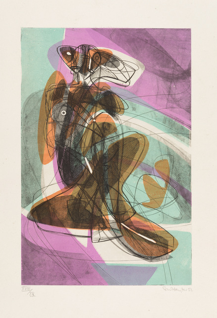 , 'Le Couple,' 1952, Redfern Gallery Ltd.