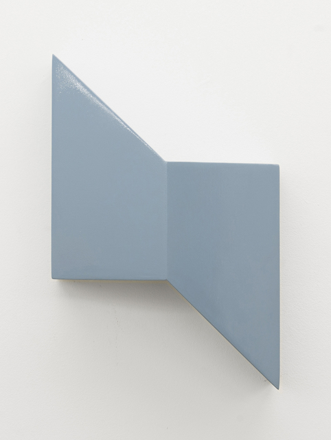 , 'WCTHY Steel Blue,' 2017, Mini Galerie