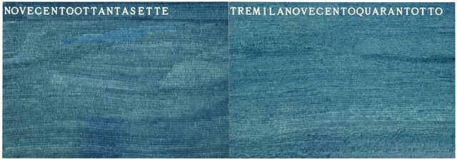 , 'La Metà e il Doppio,' 1974, Ben Brown Fine Arts