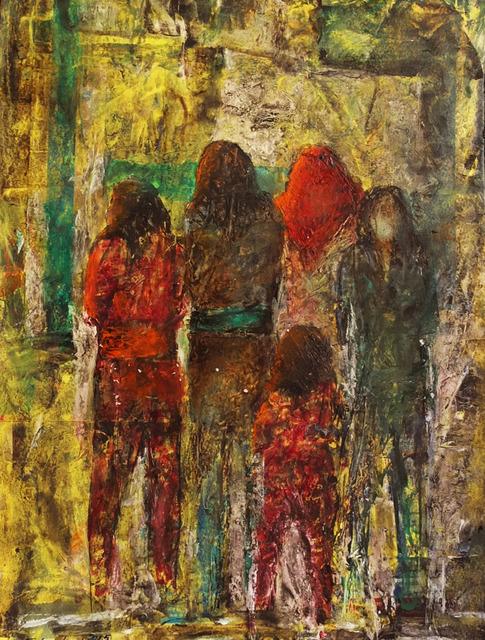 , 'Sorrow,' 2015, Hafez Gallery