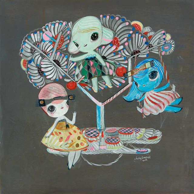 , 'Kindergarten,' 2018, Hashimoto Contemporary