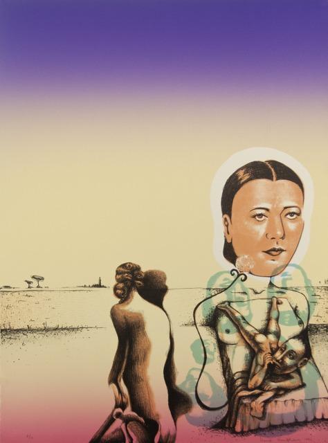 , 'Reverie,' 1996, Tamarind Institute