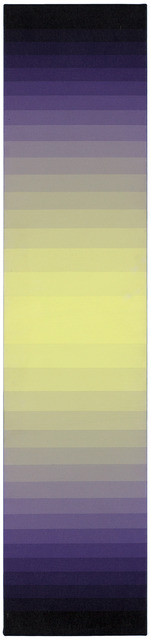 , 'Yellow to Violet II,' 1978-1981, Heather James Fine Art