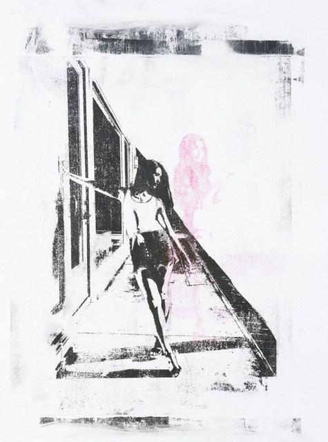 Eric Sanders, 'Vanishing Point', 2021, Print, Monoprint on paper, Cross Contemporary Partners