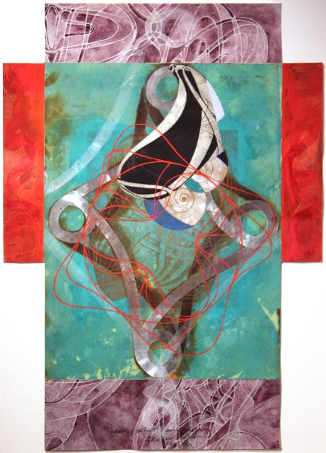 "Steven Sorman, '""really what I am doing,"" ', 2015, Atrium Gallery"