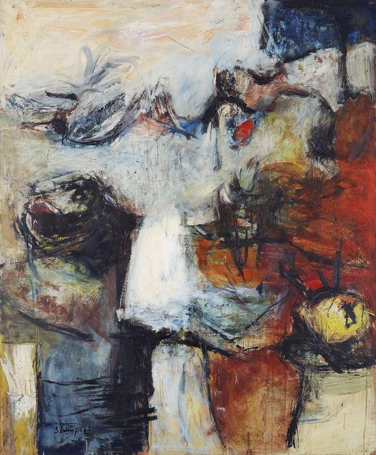 , 'Chanuke,' 1963, Charles Nodrum Gallery